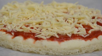 Gluten Free Pizza Base - Top Your Own