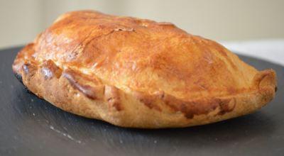 Gluten Free Traditional Steak Cornish Pasty
