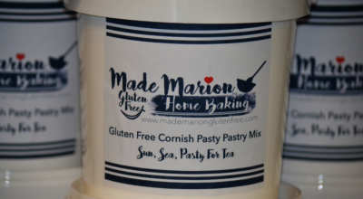 Gluten Free Cornish Pasty Pastry Mix
