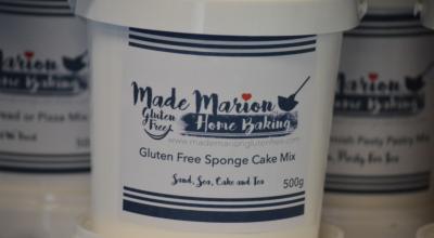 Gluten Free Sponge Cake Mix