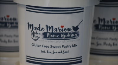 Gluten Free Sweet Pastry Mix