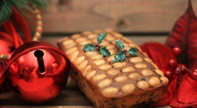 Gluten Free Dundee Cake