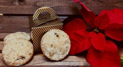 Gluten Free Mince Pies Crumble