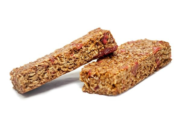 Gluten Free Cherry Oatmeal Crunch (1)
