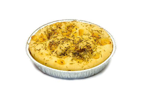 Gluten Free Focaccia Roasted Garlic & Rosemary