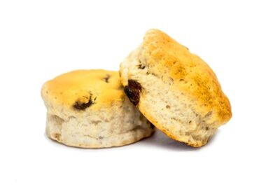 Gluten Free Fruit Scones