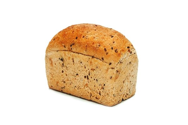 Gluten Free Multi-Seed Loaf unsliced