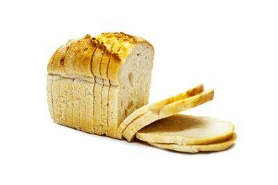 Gluten Free White Loaf sliced